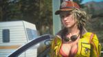 Final Fantasy XV Cindy
