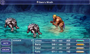Gaia's Wrath FFV