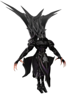 MFF Bahamut Model