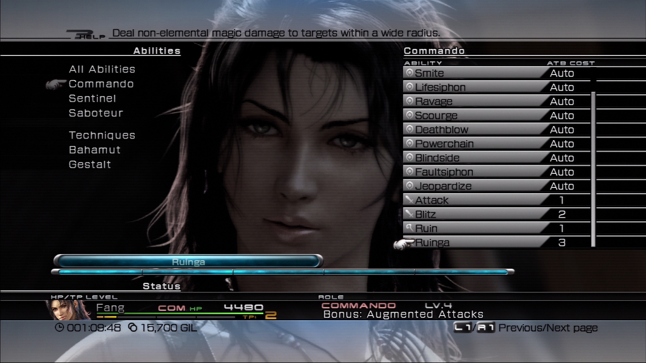 Commando (Final Fantasy XIII)