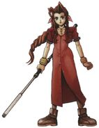 Aerith Early Art 1