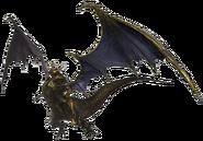 Bahamut artwork from Final Fantasy XIV