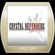 Crystal Defenders PSN JP PSP