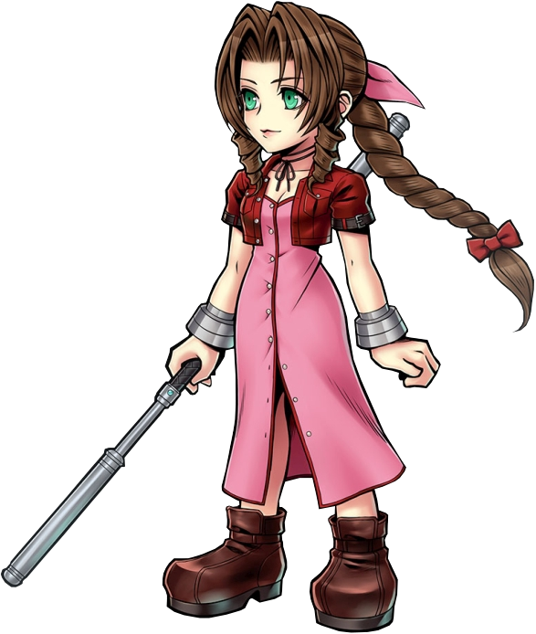 Aerith Gainsborough/Opera Omnia