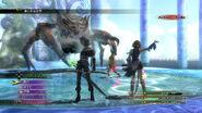 FFX-2 HD Battle