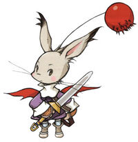 Mog Knight from Final Fantasy Tactics Advance.
