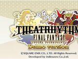 Theatrhythm Final Fantasy demo