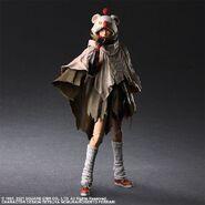 Yuffie Kisaragi VIIR by Play Arts Kai