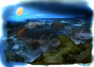 BDFF crater