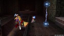 Zap-Trap Thundaga in Dissidia Final Fantasy.