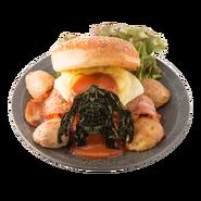 EC Titan Burger