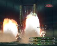 FFX-2 Cannon Attack All