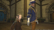 FFXIV Charlemend and Maelie