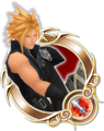 KHUX KH2 Cloud 5★ Medal