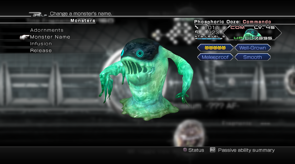 Phosphoric Ooze (Final Fantasy XIII-2)