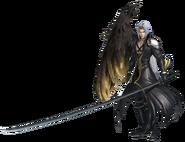 DFF2015 Sephiroth Angel C