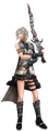 Dissidia Lightning Amano Colors