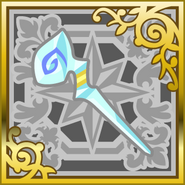 FFAB Crystal Staff SR+