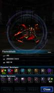 FFBE Flamesblade Analyze 2