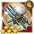 FFRK Metal Knuckles FFIII