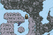 FFVI Ice Dragon Location