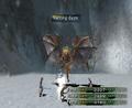 FFX-2 Halting Gaze