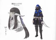 FFXIV HW Yugiri concept