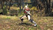 FFXIV Sasuke's Blades