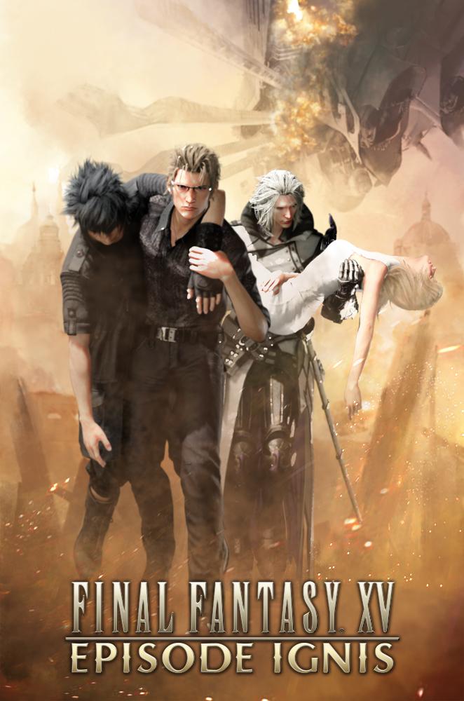 Final Fantasy XV: Эпизод Игнис