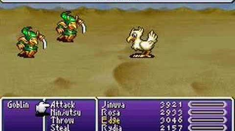 Final_Fantasy_IV_Advance_Summons-_Chocobo