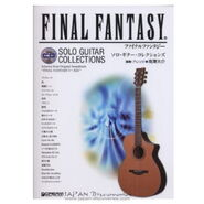 Final fantasy solo guitar collections