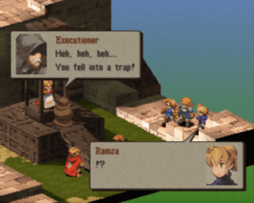 Final Fantasy Tactics: The War of the Lions/User:TenzaZangetsu/Part 17