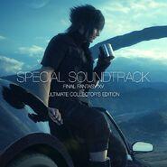 Final Fantasy XV: Ultimate Collector's Edition Special Soundtrack