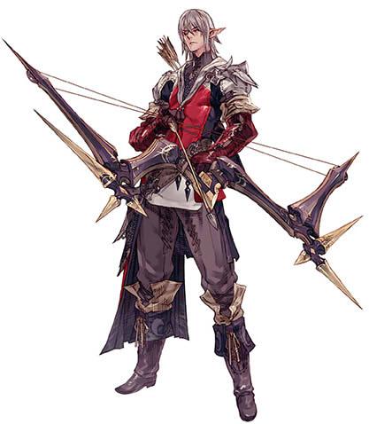 Archer/Final Fantasy XIV