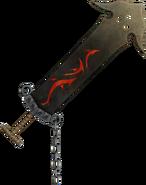 DFFNT Jecht Iconic Sword