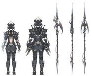 Dragoon FFXIV Art 3