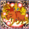 FFAB Earth Rave - Red XIII Legend UUR
