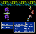 FFIII NES Sinkhole