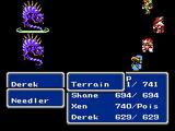 Final Fantasy III abilities