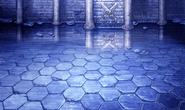 FFIV PSP Frozen Castle Interior