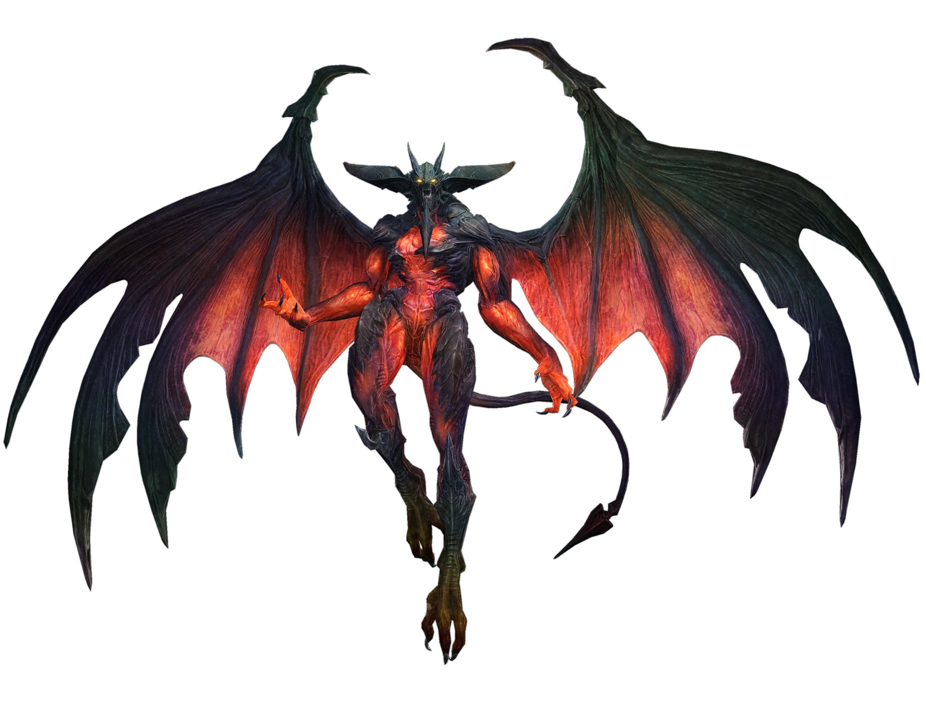 Diabolos (Final Fantasy XIV)