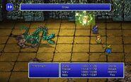 WHM using Stona from FFIII Pixel Remaster
