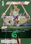 Asura 5-049C from FFTCG Opus