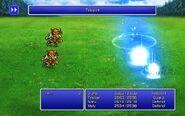 DEV using Battle Teleport from FFIII Pixel Remaster