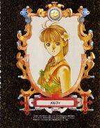 FFIII Manga Character Girl