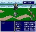 FFIV SNES Fatal