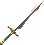 FFXI Sword 63