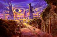 Final Fantasy Unlimited preliminary illustration 14
