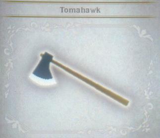 Tomahawk (weapon)