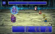WHM using Libra from FFIII Pixel Remaster